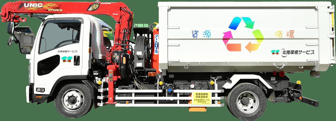 物 運搬 廃棄 産業 収集